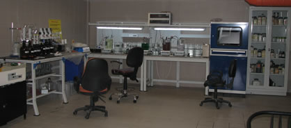 Doğuş Kimya Laboratuvar