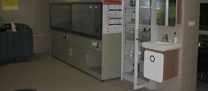 Doğuş Kimya Laboratuvar 3
